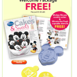 Disney Cakes and Sweets: FREE + $1.00 S&H