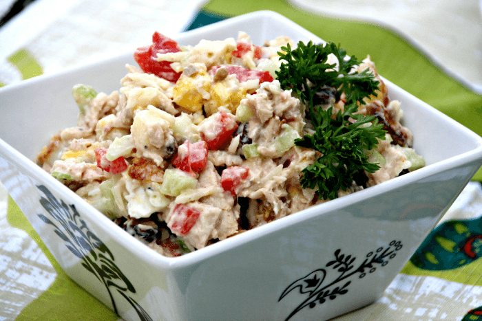 Chunky Tuna Salad Photo 1