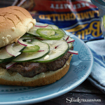 [ad] Jalapeno Relish Burger