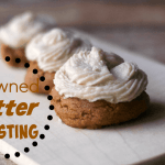 browned butter frosting recipe