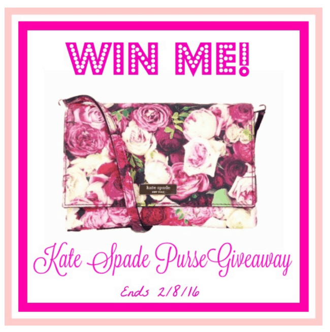 Kate Spade Giveaway Event!