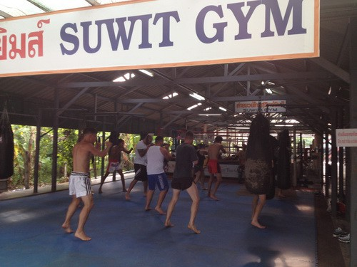 Have a Muay Thai Holiday in Thailand