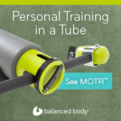 Personal Training in a Tube
