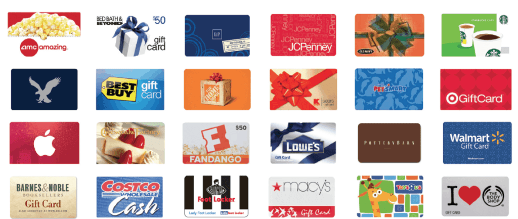 $15 off Any $100 Gift Card Purchase