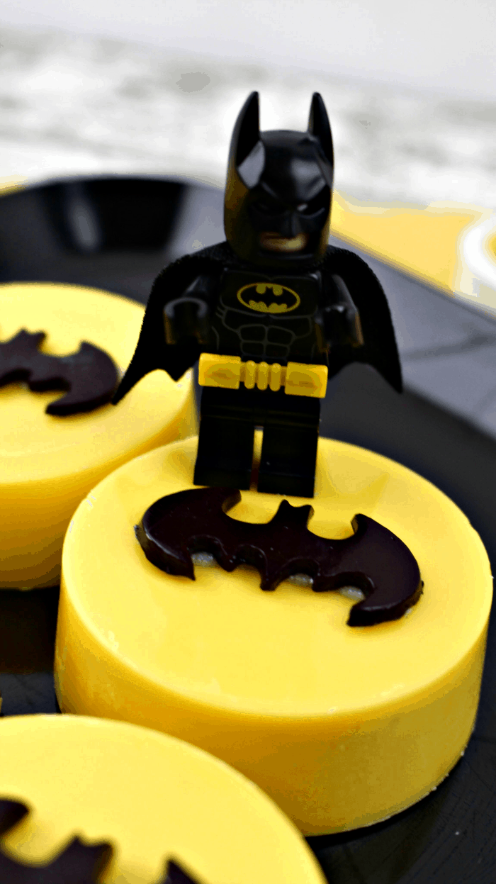 Batman Lego Cookie Recipe