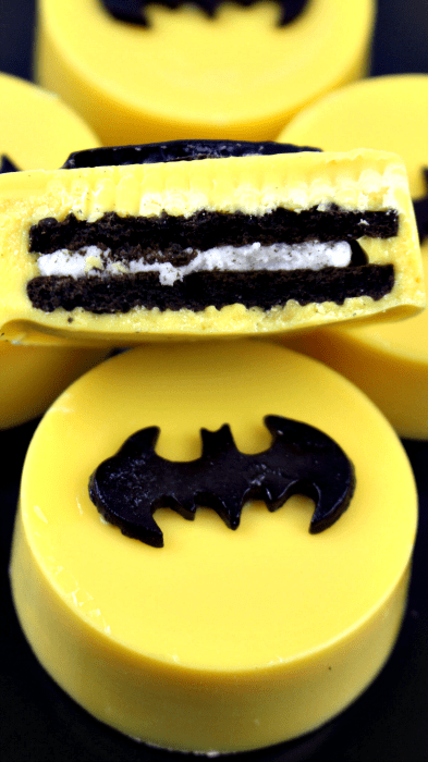 Lego Batman Oreo Cookies Recipe