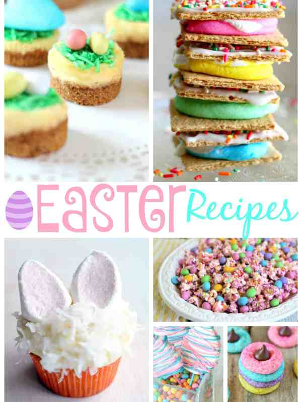 Easy Cute Easter Dessert Recipes