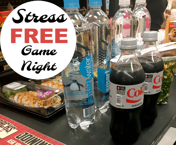 Hosting Stress Free Game Night