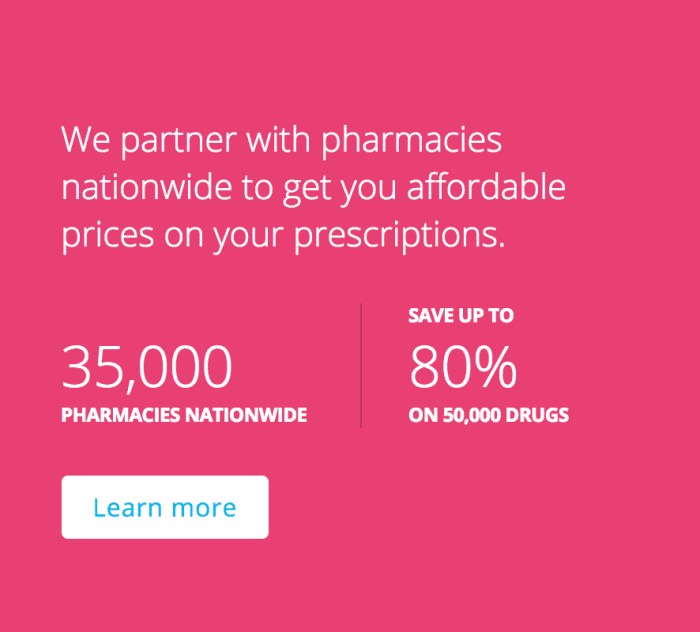 Save Money at the pharmacy using SingleCare