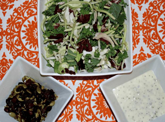 Eat Smart Salad Kit