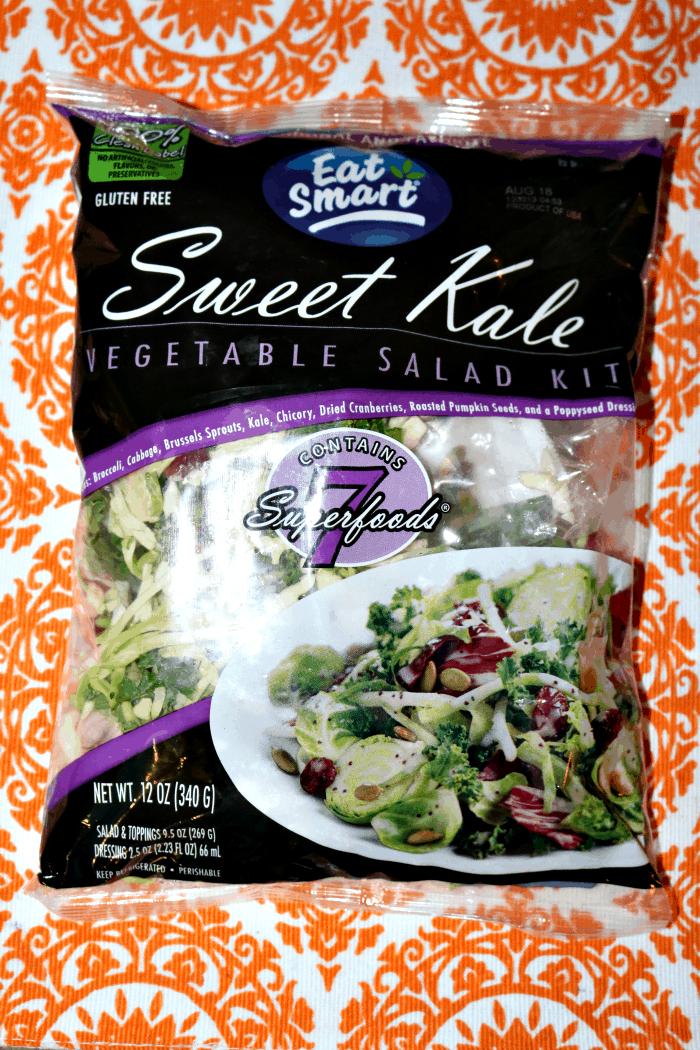 Eat Smart Sweet Kale Salad Kit