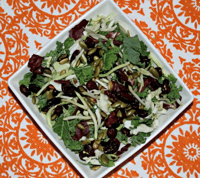 Why I Love Salad Kits