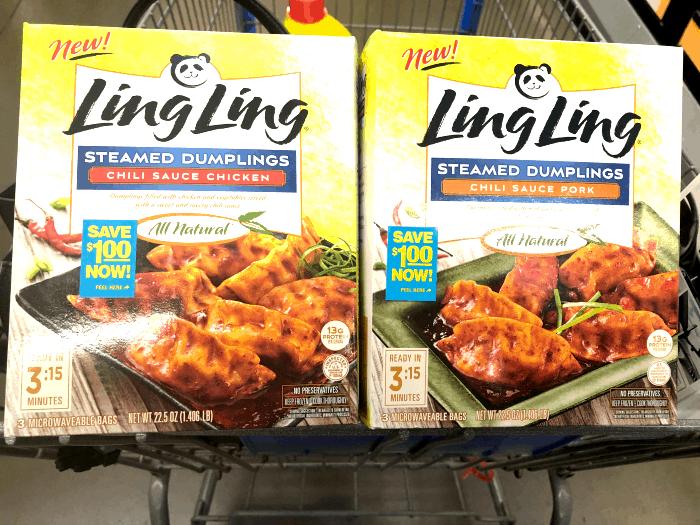 Ling Ling at Walmart