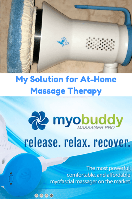 My Solution for At-Home Massage Therapy - MyoBuddy Review