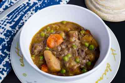 Delicious Hearty Instant Pot Beef Stew Recipe