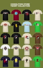 Tshirt-Collection