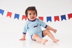 Splash ABout - Happy Nappy Wetsuit Vintage Moby