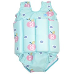 Splash About - Float Suit Apple Daisy design