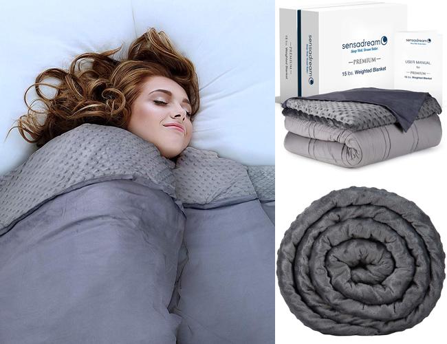 self cooling blanket