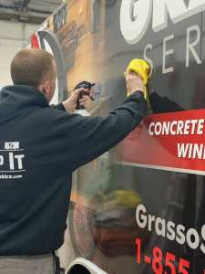 caring for your vehicle wrap PA