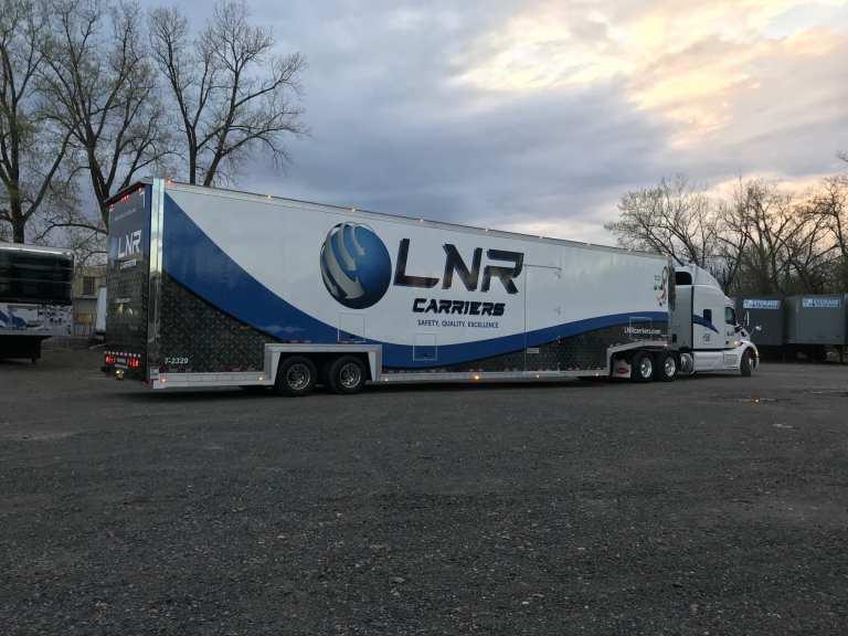 cargo trailer wrap