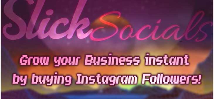 Grow your Business instant by buying Instagram Followers!