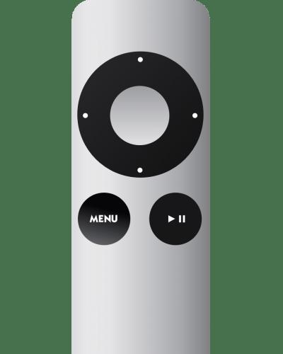 Remote control for presentation
