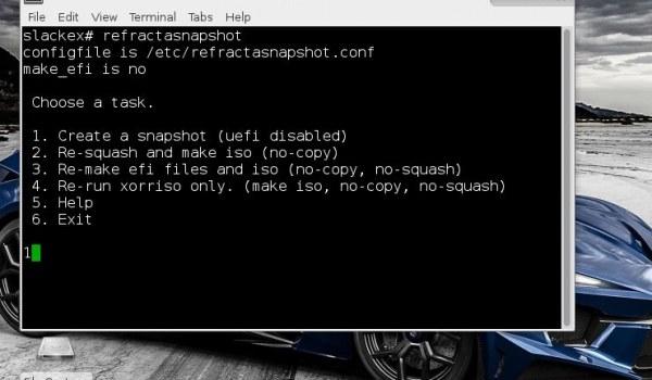 SlackEX Linux troca o desktop Xfce pelo Enlightenment