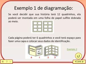 Língua Portuguesa: Como fazer uma história em quadrinhos?  ppt video online carregar