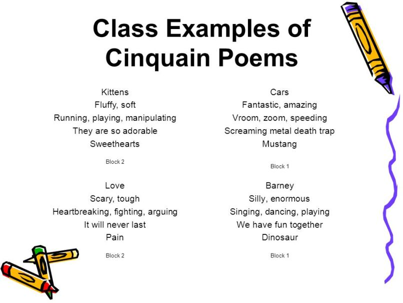 cinquain poems examples about nature creativepoem co