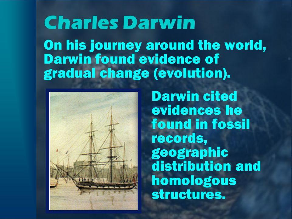 4 Evidences Evolution
