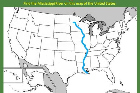 united states map mississippi river » Path Decorations Pictures ...
