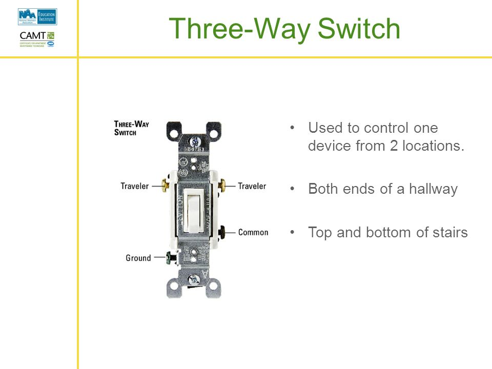 Exelent What Is A 3 Way Switch Used For Photos - Wiring Diagram ...