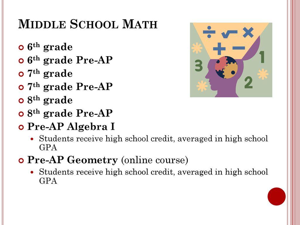 Fowler 6th Grade Registration