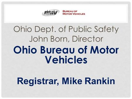 Bureau Of Motor Vehicles Parma Ohio Impremedia Net