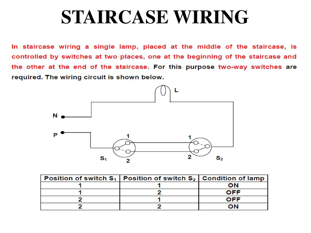 Stairs lighting circuit diagram 3 way light switch wiring diagram 2 circuit diagram for staircase wiring wiring diagram greentooth Image collections