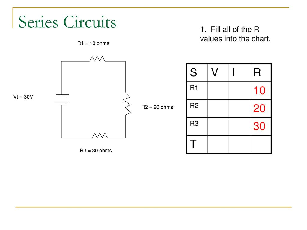 Circuit Notes