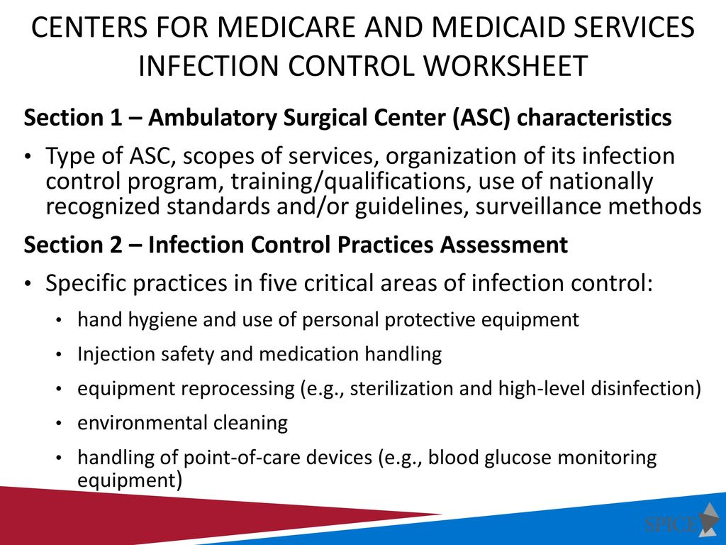 Infection Control Training For Outpatient Healthcare Settings Ppt Download