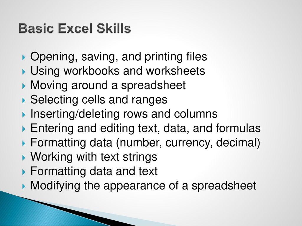 Chapter 2ytics On Spreadsheets