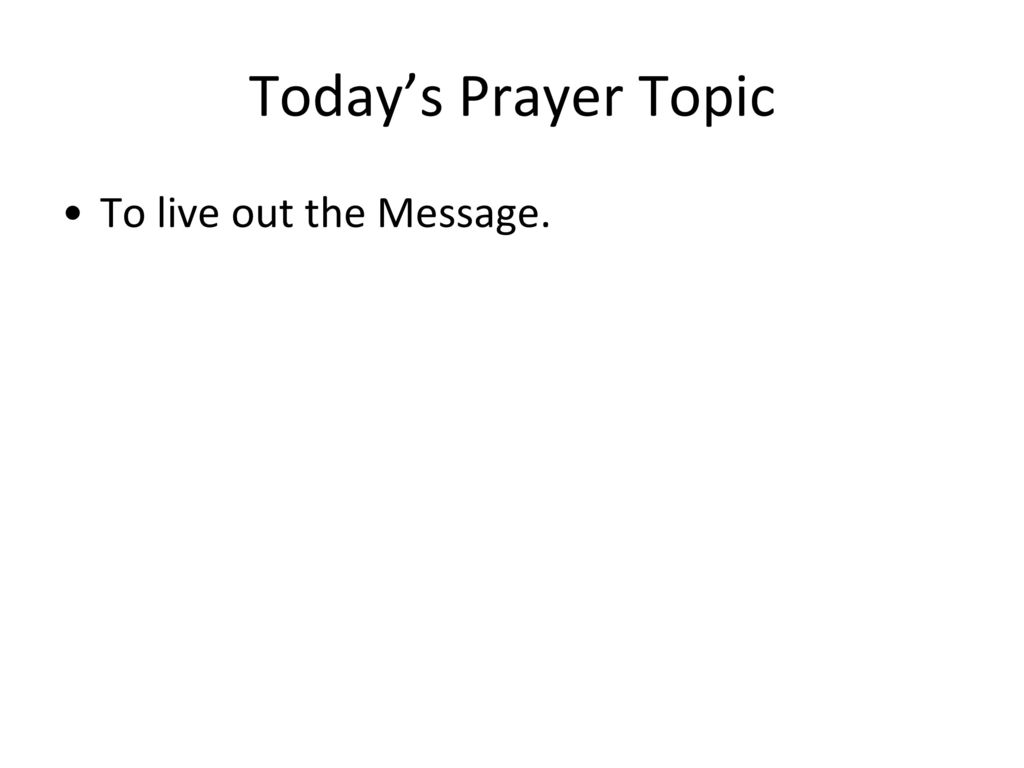 ihop live stream prayer room | www.myfamilyliving.com