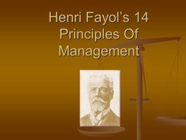 Difference between contribution of Henry Fayol's and F.W.Taylor in management Principles with its comparison.