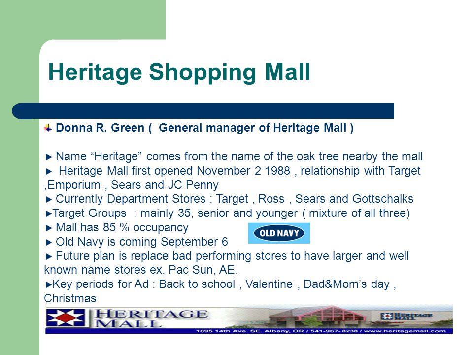 Heritage Mall Prapt Limkatunyoo Kevin Scofield Nanut