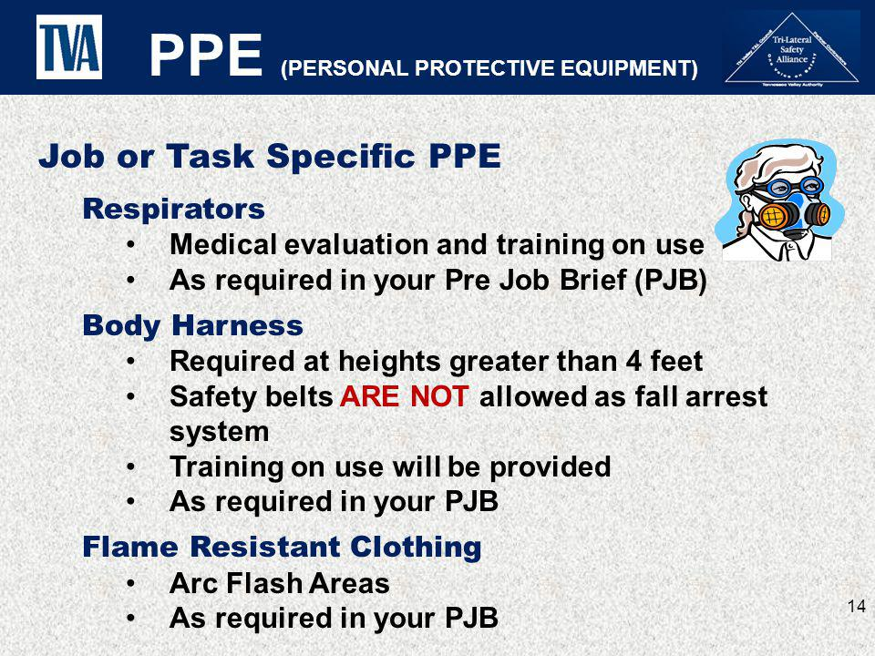 Personal Protection Employment