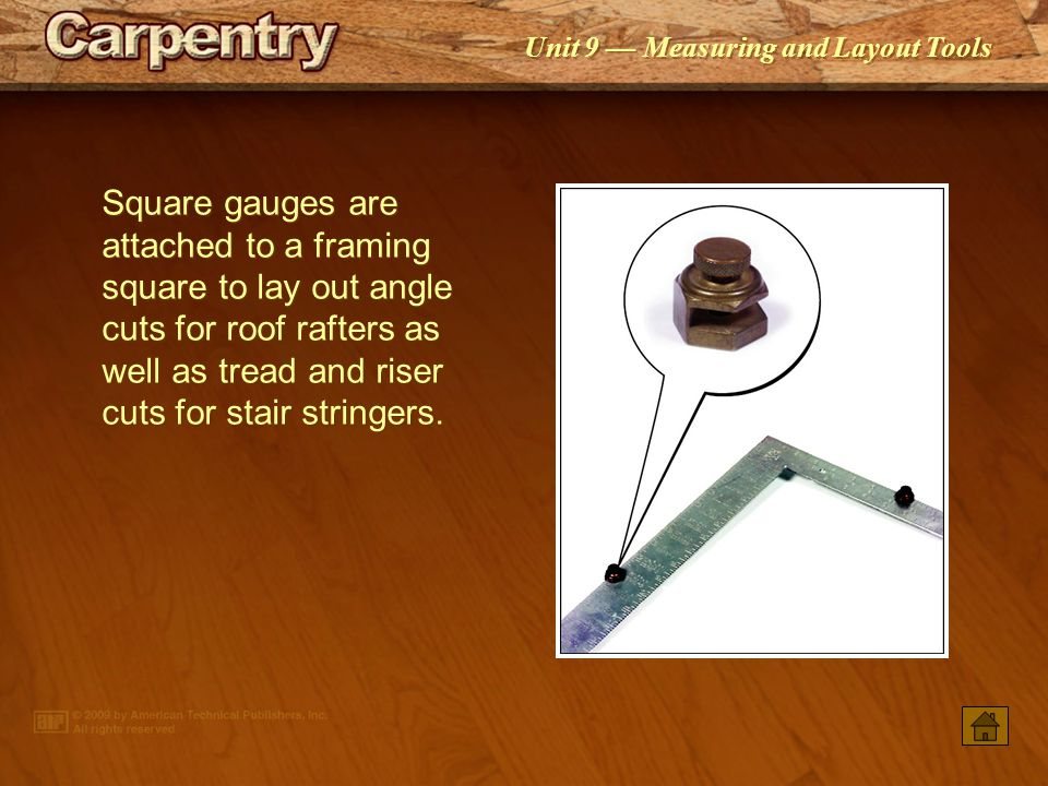 ... Measuring And Layout Tools Ppt Online