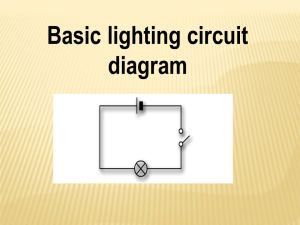 Basic electrical circuitry & applications  ppt video