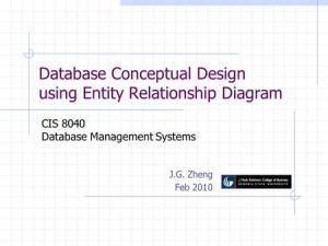 Database Design DB Chapter 5 JG Zheng June 29th ppt download