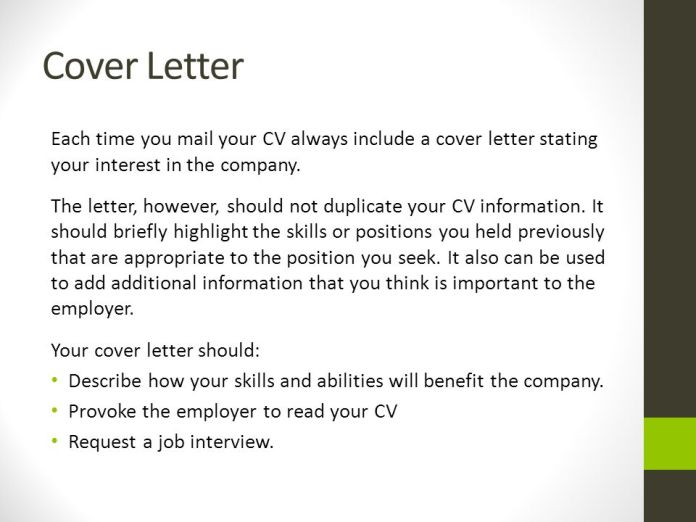 Can You Upload A Cover Letter On Indeed Www Petv Tv