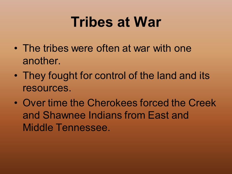 Chickasaw Tribes Weapons