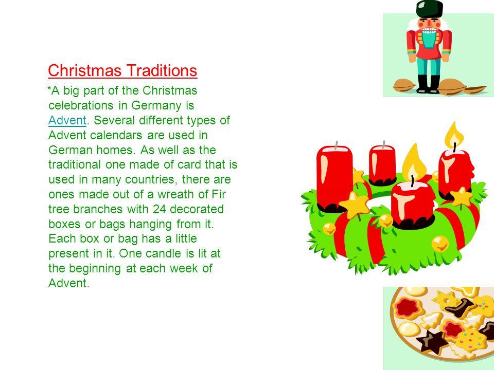 Weihnachten In Deutschland Christmas In Germany Ppt