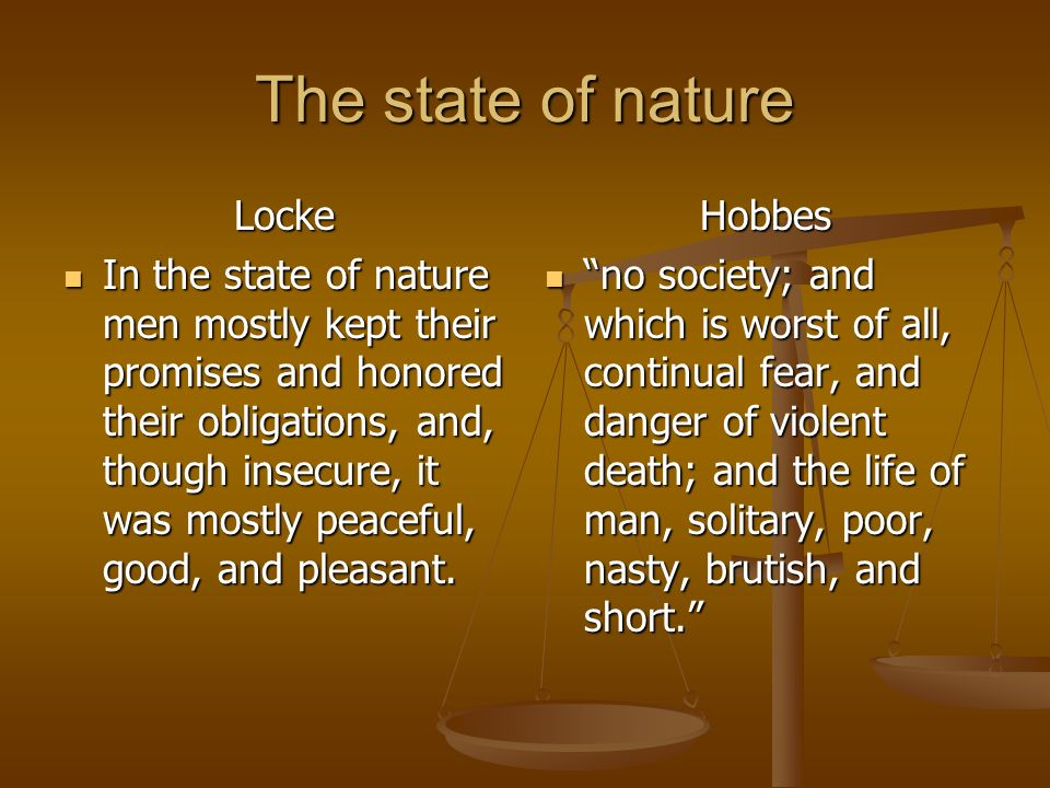Image result for state of nature